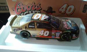 REVELL 1/18 1999 STERLING MARLIN COORS LIGHT JOHN WAYNE DIECAST CAR (Norwich) for sale  Boston