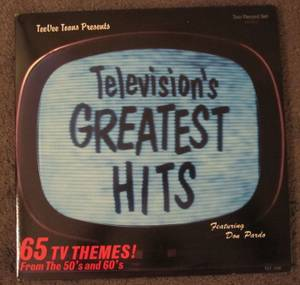 Television's Greatest Hits (West Los Angeles) for sale