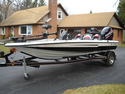 2008 champion boats 188 cx bass boat - boats - by owner - marine sale