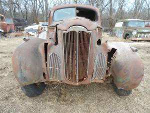 1940 Packard 110 Coupe Patina Rat Restoration Hot Rod SWEET LOOK for sale