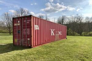 Connex Shipping Container 40' Storage Delivered (Hudson Valley Area Delivery) for sale