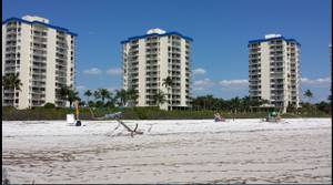 Fort Myers Beach 11th Floor Condo Estero Beach and Tennis Club (Fort Myers Beach) 1bd 525ft<sup>2</sup>