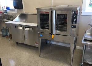 Refrigerator Freezer DELI bakery case restaurant equipment grill (Free hand delivery) for sale  Boston