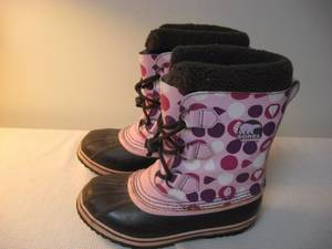 Sorel Insulated Waterproof Winter Snow Boots (Glendale), used for sale