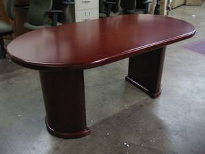Used, 5 Ft - 6 Ft Tables-Maple,Cherry,Espresso,Mahogany,Grey,White $125 for sale