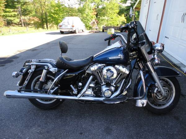 2003 harley davidson - motorcycles/scooters - by owner - vehicle...