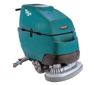 Tennant T5e 32 Inch Walk Behind Floor Scrubber - FREE DELIVERY (Lifetime Equipment) for sale