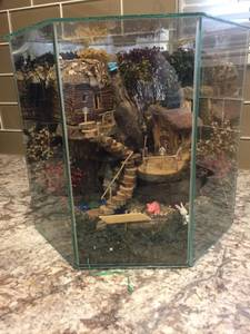 fairy garden terrarium (solon) for sale