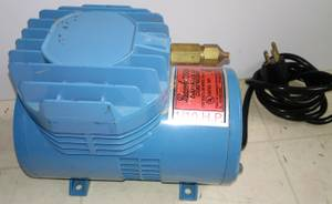 Paasche d500 air compressor (West Hollywood) for sale