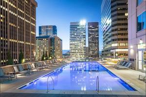 LoDo Walk to Union Station ~ 1.5 Months FREE RENT 6 MO FREE PARK ~ (Downtown / 16th St Mall / Uptown / LoDo) $1753 1bd 624ft<sup>2</sup>