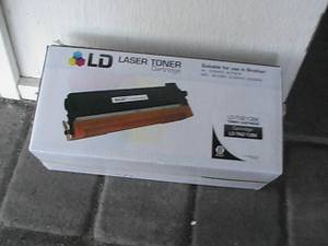 LD LASER TONER CARTRIDGE FOR USE IN BROTHER NEW (PACIFIC BEACH), used for sale