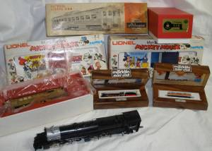 Buying Trains any Scale Lionel Pacific Fast Mail Marklin (daly city) for sale
