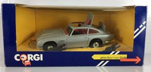 "James Bond ""007"" Vintage 1986 rare Corgi Car - MINT IN BOX (bloomfield, nj) for sale"