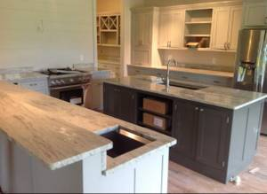 Save Money on Granite and Marble Countertops - Fast Installation $18