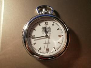A E Williams Quartz Pocket Watch (Lincoln Square) for sale