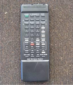 *~~~ Remote Control Unit for NAD 705 Stereo Receiver ~~~* (healdsburg / windsor) for sale