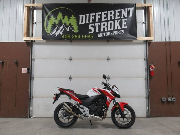 2015 honda cb 500f naked bike * only 1,770 miles * great condition *...