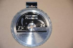 """Brand new  7 1/4 """" Circular saw blades, By Dewalt, B for sale"""