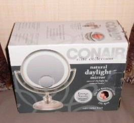 Used, CONAIR MAKE-UP MIRROR /  HAIR DRYER / STYLING TOOLS (HASLETT) for sale  Detroit