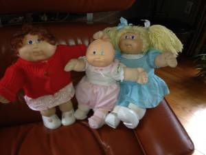 Cabbage Patch Kids for sale  Boston