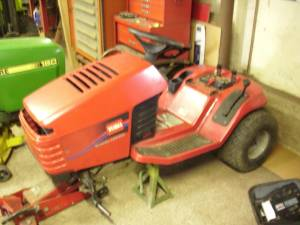 RIDING LAWN MOWER #TW PARTING OUT TORO WHEEL HORSE RIDER (BENTON RIDGE/FINDLAY), used for sale