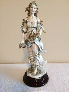 "Giuseppe Armani ""FLORA"" Figurine * Article 212C from 1994  MINT IN BOX (Grandville / Hudsonville) for sale"