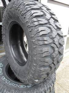 ~~~ 4 NEW tires 33 12.50 15 Mastercraft MXT ( Mount and balance ) $856, used for sale  Seattle