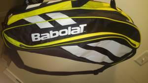 Babolat Club Line 6 Racquet Bag (GTA) for sale  Toronto