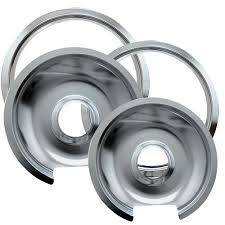 GE Stove / Range Drip Pans and Rings - 36 Pieces (Schaumburg) for sale