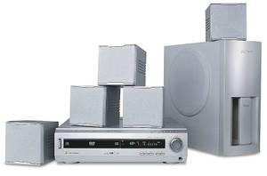 Used, Sony DAV-C450 5-disc DVD Dream Home Theatre System (Whitby at Brock Street and 401 (exit 410)) for sale