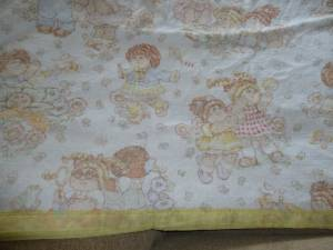 Used, Blanket,Pillow,Valance,Fabric/Material, Queen Feather Bed (PALATINE) for sale