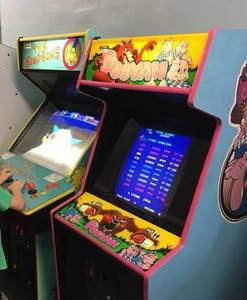 Looking for old arcade games and pinball machines (Iowa City) for sale