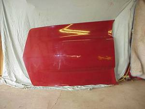 C3 Corvette Hood 1979  73-82 Stock (grand island) for sale