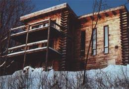 THINKING VERMONT?....Big Log House on 21 Acres between Lakes & Slopes! (Mt Holly/Ludlow, btwn OKEMO & KILLINGTON) 4bd