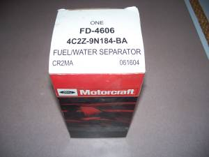 Motorcraft Fuel Water Separator Filters:, Ford E350 6.4 Diesel 08- 10 (Enfield) for sale  Boston