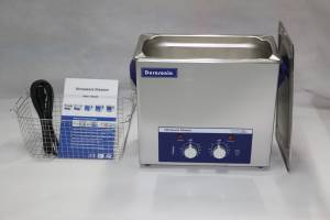 6.5 L Ultrasonic Cleaner with Timer & Heater Stainless (Surrey), used for sale  Vancouver