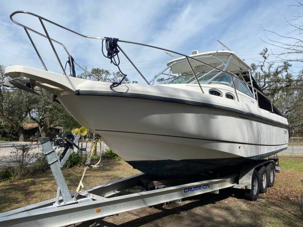 1998 boston whaler - boats - by owner - marine sale