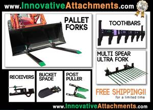 New Tractor and Skid Steer Bucket Attachments (Wheat Ridge) for sale