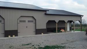 Post Frame Buildings , Pole Barn , Garages ,  207 Packages sold 2018 (East Of Thornville 10 Miles) for sale
