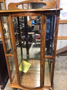 Large Offering of Curios, Hutchs, & China Cabinets (Independence) for sale