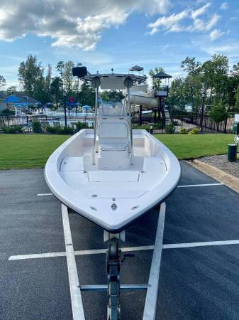 Have a 2003 pathfinder bay boat for sale powered by a 2006 yamaha -...
