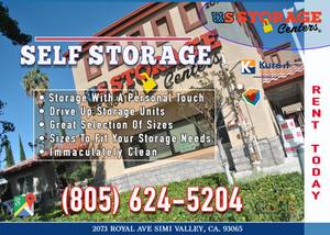 First 4 Months 25% Off. Free Move In Truck with Rental!! (SIMI VALLEY)
