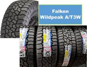4 New LT 265/70/17 Falken All Terrain Tires (Neenah) for sale