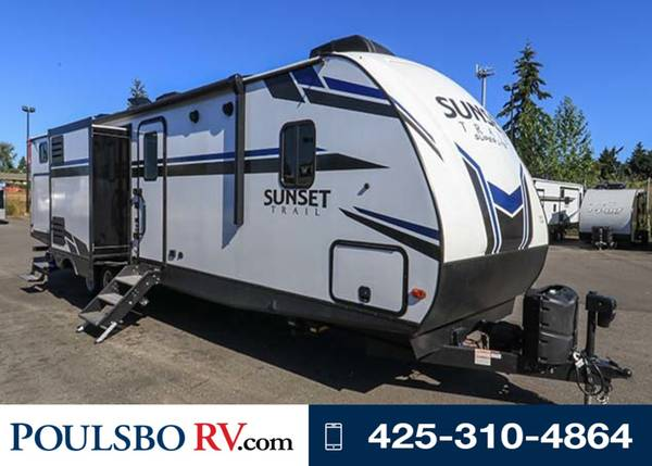2020 crossroads sunset trail lite 331bh used - rvs - by dealer -...