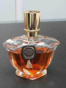 Marcel Franck Paris Cristal Bottle with Egyptian Fragrance $150