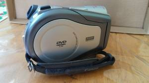 Used, D.V.D CAMCORDER CANON DC-100 Mint Cond. (MIAMI) for sale