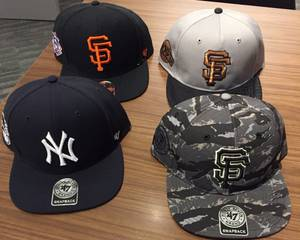 San Francisco Giants, 47 Brand, Snapback Baseball Hats (West Hollywood) for sale