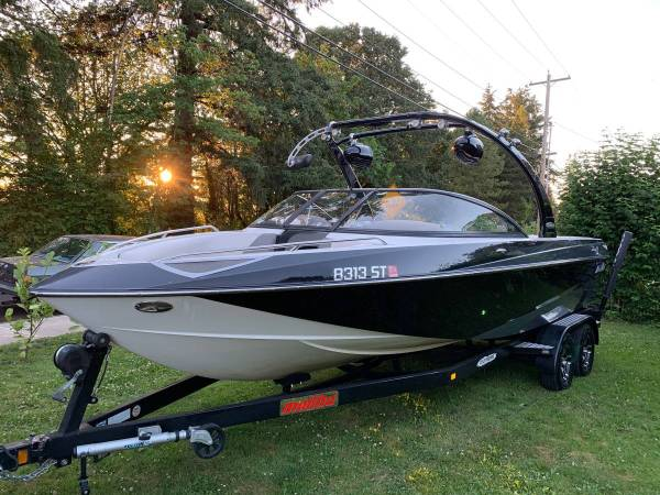 2006 wakesetter 247lsv silver edition-very beautiful - boats - by...