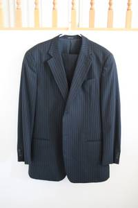 Armani Collezioni Men's Wool Suit (SW~Summerlin) for sale  Las Vegas