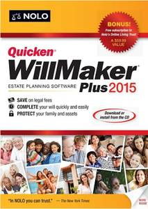 New, Sealed: Nolo Quicken WillMaker Plus Estate Planning Software Kit (Berlin, MA) for sale